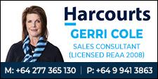 Gerri Cole - Harcourts